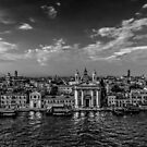 Leaving Venice by JMChown