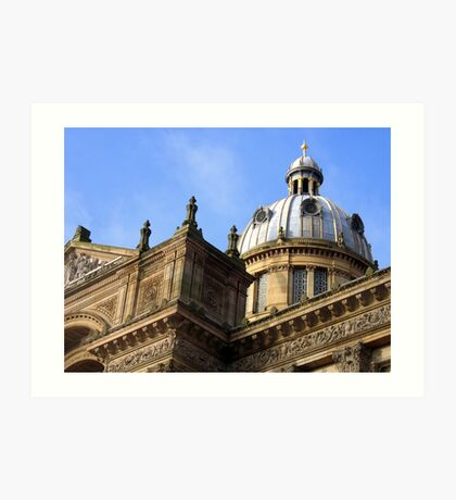The Council House Art Print