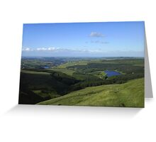 Stunning Yorkshire countryside Greeting Card