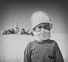 Little Bedouin by zdepe