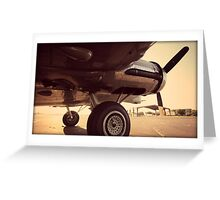 B-17G Greeting Card