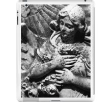 Graveyard Angel iPad Case/Skin