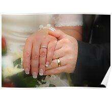 Wedding Rings Poster