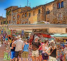 San Gimignano Market by oreundici
