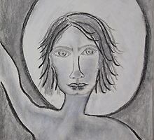 Full Moon Maiden by eoconnor