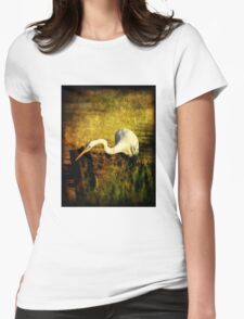 Bayou Hunt Womens Fitted T-Shirt