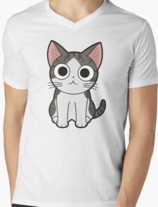 Chi's sweet home Mens V-Neck T-Shirt
