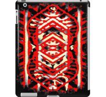 Nu One Two iPad Case/Skin