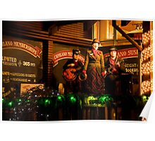 Christmas Sing-along Poster