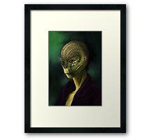 Reptilian Framed Print