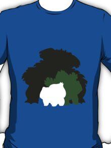 pokemon bulbasaur venusaur anime manga shirt T-Shirt