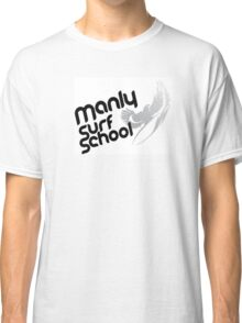 Manly Surf School Classic T-Shirt