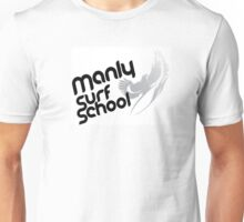Manly Surf School Unisex T-Shirt