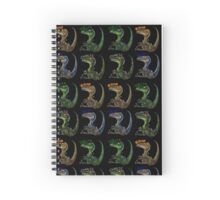 Raptor Squad Spiral Notebook