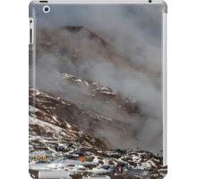 Winter on Kitzsteinhorn 55 iPad Case/Skin
