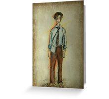 Raggedy Man  Greeting Card