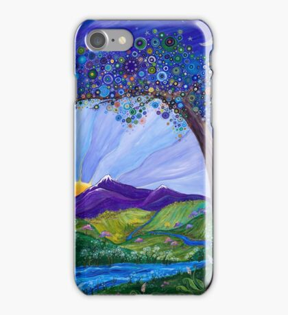 Dreaming Tree iPhone Case/Skin