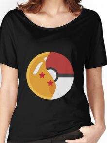 Pokeball Z Women's Relaxed Fit T-Shirt