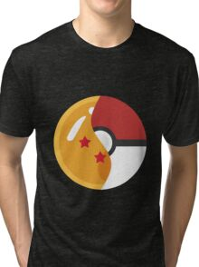 Pokeball Z Tri-blend T-Shirt