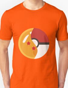 Pokeball Z Unisex T-Shirt