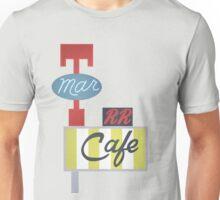 Twin Peaks Double R Diner RR Unisex T-Shirt