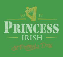 Irish Princess St Patrick's Day One Piece - Short Sleeve