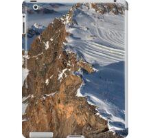 Winter on Kitzsteinhorn 58 iPad Case/Skin