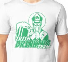Irish Drinking Team St Patrick Unisex T-Shirt