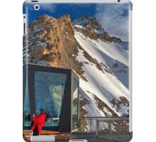 Winter on Kitzsteinhorn 61 iPad Case/Skin