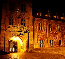 Bamberg - Old Town Hall - Germany by Ronny Falkenstein