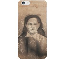 SEE NONE iPhone Case/Skin