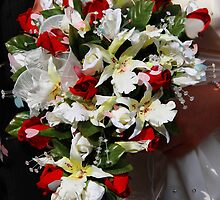 Brides Bouquet by Paul Bettison