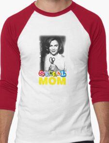 Serial Mom! Men's Baseball ¾ T-Shirt
