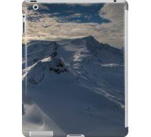 Winter on Kitzsteinhorn 62 iPad Case/Skin