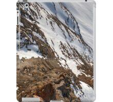 Winter on Kitzsteinhorn 64 iPad Case/Skin