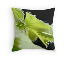 leaf decorations Throw Pillow