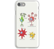 Meet your brain cells! - TALL iPhone Case/Skin