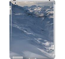 Winter on Kitzsteinhorn 66 iPad Case/Skin