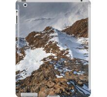 Winter on Kitzsteinhorn 67 iPad Case/Skin