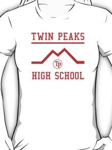 Twin Peaks High School T-Shirt