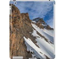 Winter on Kitzsteinhorn 69 iPad Case/Skin