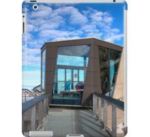 Winter on Kitzsteinhorn 70 iPad Case/Skin
