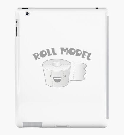 Roll Model iPad Case/Skin