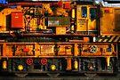 Train Crane by Yhun Suarez