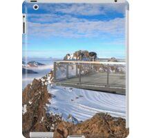 Winter on Kitzsteinhorn 71 iPad Case/Skin