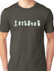 Kodama - Princess Mononoke Unisex T-Shirt