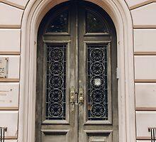 Baltimore Door no. 1 by Bethany Helzer