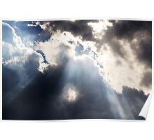 Rays from Heaven Poster