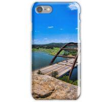 Austin 360 Bridge iPhone Case/Skin