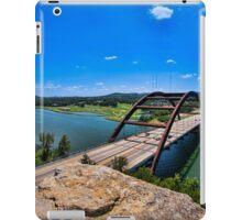 Austin 360 Bridge iPad Case/Skin